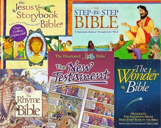 Top 5 Children's Bibles